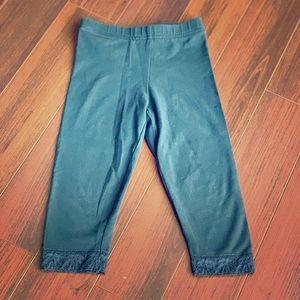 Girls Capri Leggings